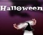 Halloween - bruja vs mago