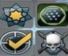 Iconos de interruptor de Halo