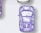Juego de coches dibujados a mano