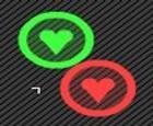 Bolas de corazón