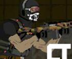 Entrenamiento de combate de intrusos