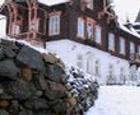 Rompecabezas: casa de invierno