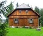 Jigsaw: cabaña de madera