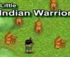 Pequeño guerrero indio