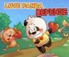 Amor panda defensa