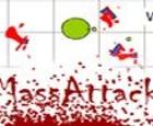 Ataque masivo