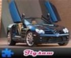 Mercedes-Benz SLR McLaren Jigsaw Puzzle