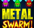 Enjambre de metal