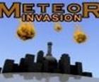 Invasión de meteoritos