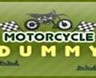 Maniquí de motocicleta