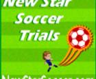 Nuevos ensayos de fútbol estrella