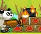 Lanzallamas panda