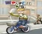 Niño de papel