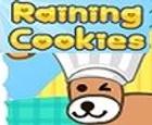Lloviendo galletas