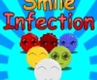 Infección de sonrisa