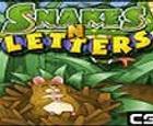 Letras de serpientes y n