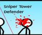 Torre de francotirador defensor