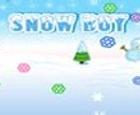 Chico de nieve