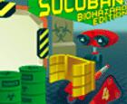 Edición de riesgo biológico de Sokoban