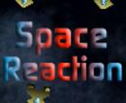 Reacción espacial