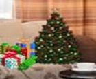 Robar gemas y escapar de navidad