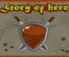 Historia de héroe