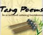 Poemas Tang