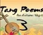 Tang Poems 3 - Mensaje de una noche de otoño para Qiu