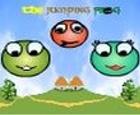La rana saltadora
