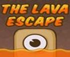 El escape de lava