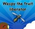 Waspy la fruta liberadora