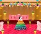 Decorar el salón de bodas