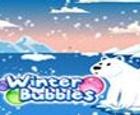 Burbujas de invierno
