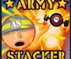 Apilador del ejército