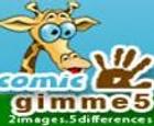 Gimme5 - comic