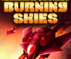 Mechanical Commando Burning Skies
