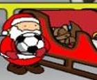 Santa caught navidad