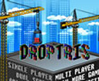 DropTris - Tetris Multijugador