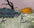 Tras las trincheras. Guerra de guerrillas.