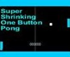 Super Shrinking One Button Pong