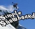 Simple Snowboard