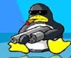Los pingüinos de madagascar: Ajuste de cuentas.