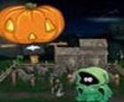 Encontrar objetos en Halloween