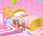 La casa de muñecas de Bloom y Sky