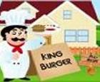 Como hacer una hamburguesa con queso, lechuga, tomate y cebolla paso a paso.