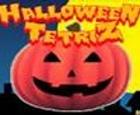 Tetris con dos jugadores de Halloween