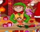 Objetos ocultos en el Taller de Santa Claus