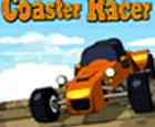 Coaster Racer, carreras en la montaña rusa.
