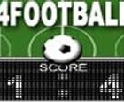 Futbol 4. Un juego de futbolín.