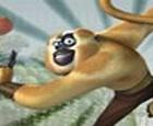 Mono corriendo